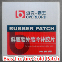 bias tires - box mm mm American Mike BW Tire Patches Two Layer Canvas For Automotive Tire and Bias Tires