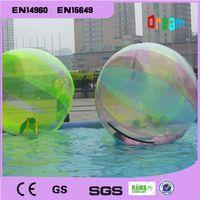 Wholesale Water Walking Ball Zorbing Water Ball Giant Water Ball Zorb Ball Ballon Inflatable Human Hamster Water Zorb Ball