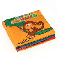 Wholesale Brand New Kids Educational Intelligence Development Soft Cloth Cognize Book Toy Pc TY02121
