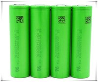 Cheap Sony Vtc4 Vtc5 battery 18650 battery fit 18650 MOd 2100mah 2600mah 1:1 For Sony Vtc4 Vtc5 30A Fit Electronic Cigarette MOd High Quality Ship
