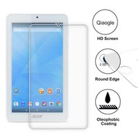 Wholesale Qiaogle Anti explosion Tempered Glass Screen Protector Ultra Hard For Acer Iconia One B1 inch Premium Screen Protector