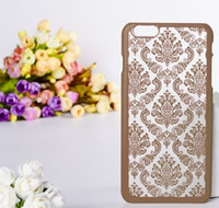 apple phone products - Phone Cases For Apple Phone S Plus S Hard Plastic Cover Palace Paper Cut Flower Case Dirt resistant Hot Sale Products