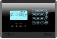 Wholesale M2E Wireless GSM SMS Home Emergency Alert Security Alarm System PIR Motion Sensor Door Gap Detector Panic Button P720
