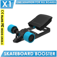 Wholesale Black Main Unit With Dual Motor Wheels mm Scooters Parts Latter Day Skateboard Electric Booster IP54 Waterproof