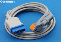 Wholesale Directly Spo2 Sensor Probe Adult Soft Fingertip Rubber Compatible GE Marquette with Nellcor Technology