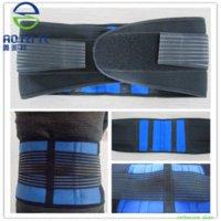 Wholesale to Australia Neoprene Double Pull Lumbar Brace Back Support Belt neoprene back support belt