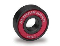 Wholesale box FKD Bearings ABEC Red Bearings Ultimate Precision Profession Skate Board Bearings