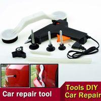 al por mayor kit de automóviles-ABS Pistola de pegamento Nuevo Pops-a-Dent Ding Reparación Kit de herramientas de eliminación de herramientas para automóvil de la puerta del automóvil Auto Pops Car Dent dispositivo de reparación