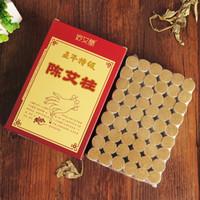 Wholesale 5 year box m moxa stick roll moxibustion chinese mugwort stick Health care moxa stick Handmade gourmet moxa moxibustion mox