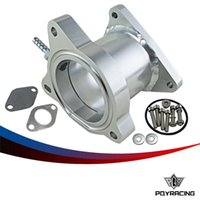 Wholesale PQY RACING EGR Delete Kit For VW Golf Mk5 tdi also Fit for Skoda Tdi EGR valve PQY EGR03