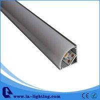Wholesale 1m length Aluminum LED Profile Item No LA LP12A led strip profile suitable for LED strips up to mm width