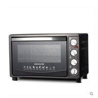 Wholesale Ovens Toasters Home baked cake multi function oven liter capacity Accurate temperature control has a wall lamp