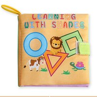 Wholesale Brand New Colorful Picture Cloth Book Pc Styles to Choose From TY02118