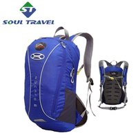 Wholesale Soul Travel l Bicycle Bag Waterproof Polyster Cycling Backpack Bike Backpacks Outdoor Bags Accessories Real New Arrival Bolsa Bicicleta