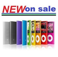 Wholesale 2016 Cheapest th MP4 Player built in GB inch LCD Screen MP4 Electronic Products Earphone USB