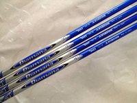 Wholesale 5PCS Golf shafts Mitsubishi rayon Diamana B60 Graphite shaft Flex R S Golf clubs Driver Woods shafts