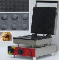 Wholesale Cyclone shape Waffle Machine waffle maker waffle baker business use waffle machine v v machine