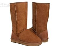 best days matt - Best Quality Leather Boots Womens Classic Tall Snow Australia Boots Colors Drop Shipping