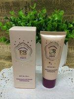 Wholesale Etude House BB Cream Whitening Moisturizing nude makeup concealer strong isolation sunscreen moisturizing foundation SPF35 PA