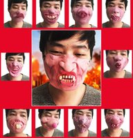 big nose men - 2016 Halloween Costumes Masks Styles Half Face Soft Latex Masks Big Kids Women Men Party Masks Nasal Mucus Haw Nose Funny Masks