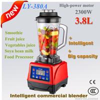 Wholesale New Generational Watt High power INTELLIGENT L Big capacity Commercial blender juicer