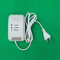 Venta Independiente Detector de gas LPG Detector de Gas Combustible Standalone LPG LNG Carbón Gas Natural <b>Sensor</b> de Alarma de Fuga