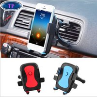 Wholesale New Degree Rotating Car CD Dash Slot Mobile Phone Holder Mount Stents for iPhone S C S For Samsung Phone Holder