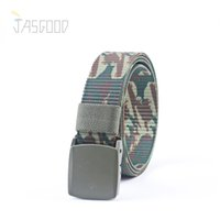army webbing belt - Nylon Military Mens Belts Womens Belts Camouflage Straps Active Plain Webbing Girls Belts Boys Belts Army Tactical Fashion Waistband