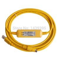 Wholesale SB SC09 FX PLC Programming Cable For Mitsubishi compatible FX USB AW Immunity FX2N FX1N FX0 FX0N FX0S FX1S FX3U plc auto systems alarm p