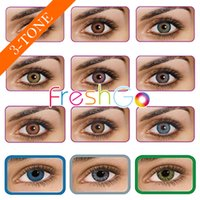 big contact lens - by DHL need working days Freshgo color contact lenses big size eye lenses