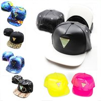 Wholesale Hot Selling Mixed Order Ball Hats Hip Hop Fashion Headwear adjustable size Snapbacks Triangle Mark baseball Caps Good Prices