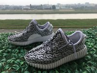 Wholesale Price quality Kids Shoes Running Snakers Kanye West Boost Children s Shoes Girls Boys Soft Sport Shoes Athletic Shoes