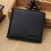 american signal - Men s head layer cowhide wallet Magnetically interlayer wallet RFID signal shielding Genuine Leather Wallet Brand Wallet Men s Coin Wallet