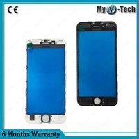 Wholesale High Quality Touch Glass with Front Frame for iPhone s