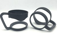 Wholesale NEW Handle for oz Rambler Tumbler Cup Accessories Black Handles EMS shipping E1247