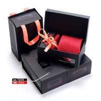 Wholesale Business casual men s dress Korean wedding groomsman new tie dress tie clip gift gift