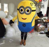 di alta qualità me Cattivissimo servitore costume della mascotte per gli adulti Cattivissimo Me costume della mascotte EPE libera il trasporto materiale
