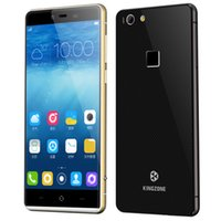 k2 - 5 inch kingzone K2 cell phone G LTE Touch ID GB RAM GB ROM MTK6753 Octa Core mobile phone MP camera fingerprint