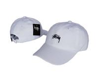 stussy - Brand New Men and Woman Outdoor Visor STUSSY Strapbacks hats panel snapback Baseball cap drop shipping