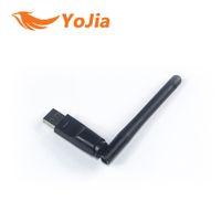 achat en gros de meilleures antennes wifi-RT5370 Mini USB WiFi sans fil avec LAN Adaptateur d'antenne le mieux pour Openbox X3 X4 X5 Z5 Skybox F5S V8 pour la livraison gratuite $ 18Personne piste