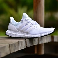 Wholesale Kanye West Shoes Ultra Boost Mens Women Running Shoe High Quality All White Men s Ultra Boots Shoes