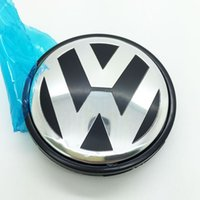 Wholesale Center Wheel Rim Cap For VW EOS Golf Jetta Passat Phaeton Tiguan B7