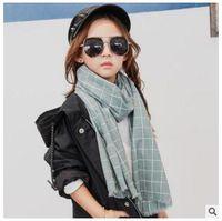 Cheap Unisex children scarves kids Best Scarf linen kids scarves