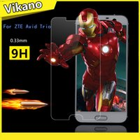 advanced star - For ZTE Avid Trio Z831 metropcs For GALAXY Grand Prime G530 Star Advance G350E core G355H G3558 Tempered Glass Screen Protector Film