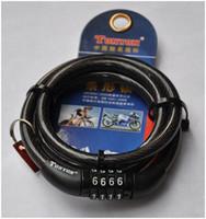 bicycle wire lock - Genuine GM five locks bicycle lock ring wire lock motorcycle lock TY566 password