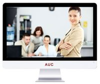 Wholesale LED All in one Computer Monitor quot CORE Quad core Fashionable Ultra thin Built in WIFI HD All In One PC