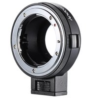 Wholesale Andoer NF MFT Lens Mount Adapter NF M4 with Aperture Dial for Nikon G DX F AI S Type Lens to M4 Mount Camera Such As For Olympus D3776