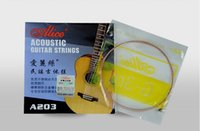 alice acoustic guitar strings - Alice A203 Acoustic Guitar String strings set sets per