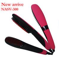 beautiful starts - 2016 NASV Original Beautiful Start Hair Straightener Styling tools Detangler Iron