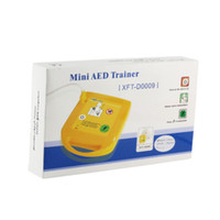 aed defibrillators - XFT Mini AED Trainer XFT D0009 Training Device First Aid Teaching Machine Automatic External Defibrillator Trainer CE